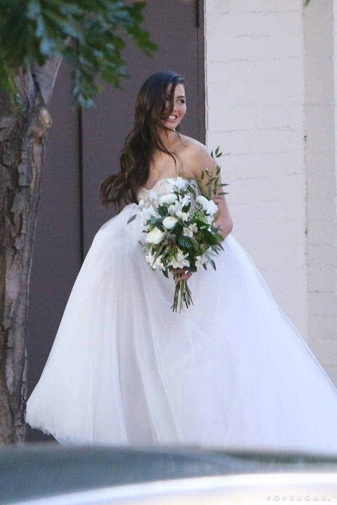 Caitlin McHugh's Wedding Dress