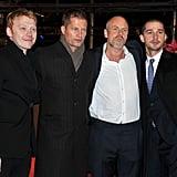 Rupert Grint, Til Schweiger, Fredrik Bond, and Shia LaBeouf premiered their film on Saturday in Berlin.