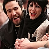 Photos of Pete and Ashlee