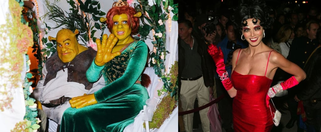 All The Times Heidi Klum Slayed Her Halloween Looks