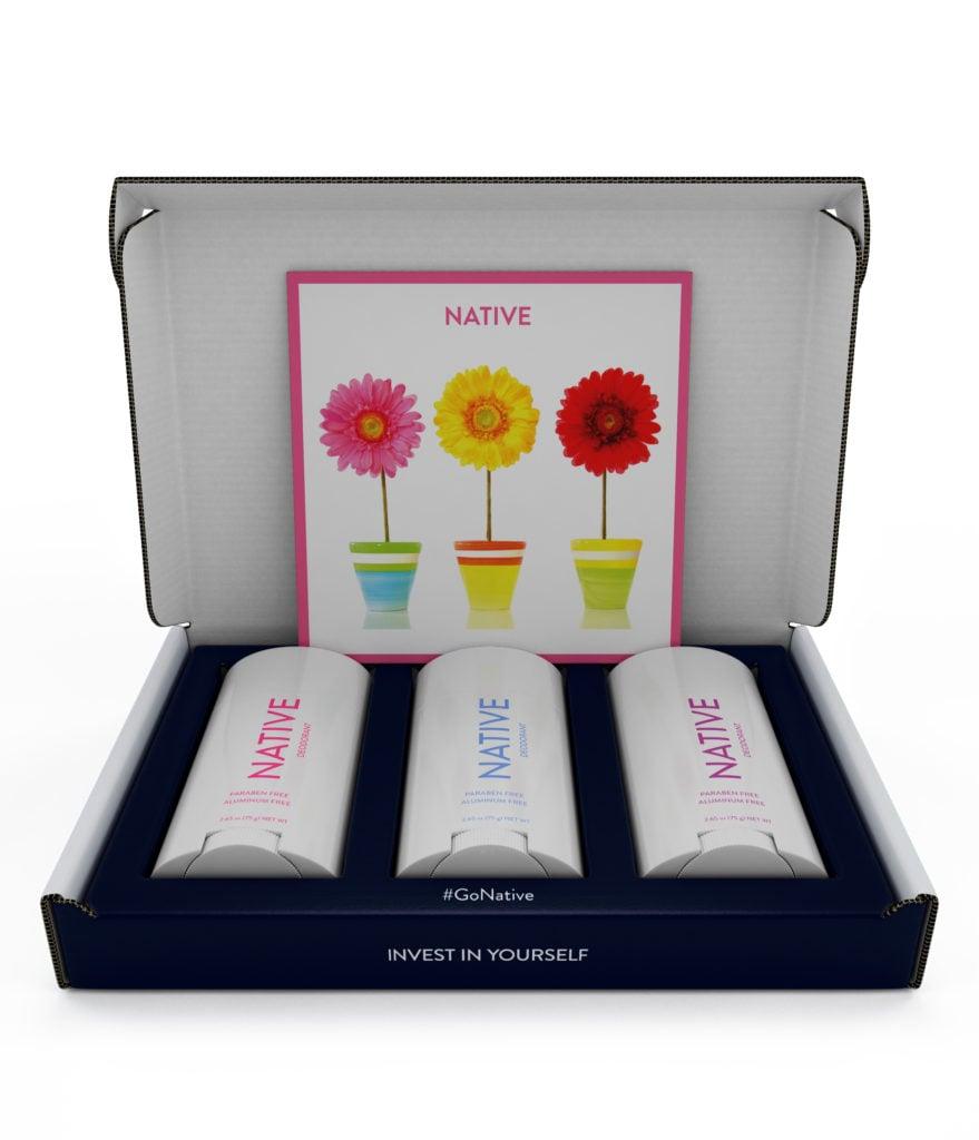 Native Deodorant Spring Pack
