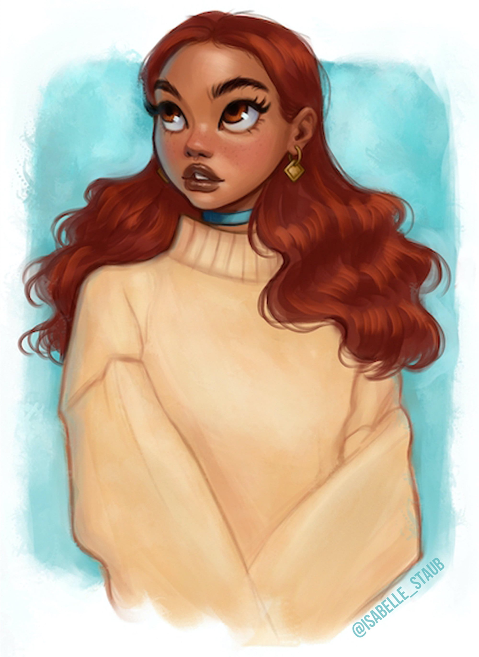 Lady From Lady And The Tramp As A Human This Artist Transforms Disney Animals Into Humans Better Than A Fairy Godmother S Spell Popsugar Smart Living Photo 3