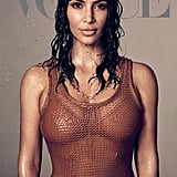 Kim Kardashian on the Cover of Vogue May 2019