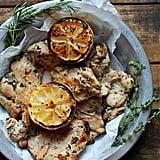 Grilled Lemon Herb Chicken