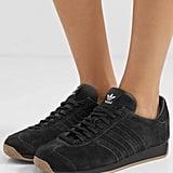 Khaite + adidas Originals Suede Sneakers