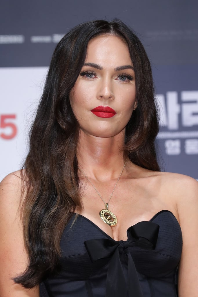 Megan Fox at Battle of Jangsari Press Conference in Seoul