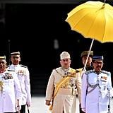 Malaysia: Sultan Muhammad V