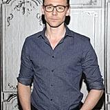 February 9 — Tom Hiddleston