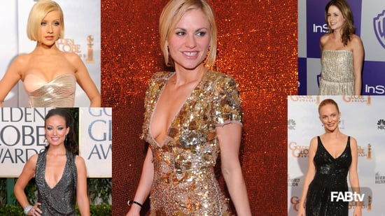 Anna Paquin Takes the Gold in Stella McCartney