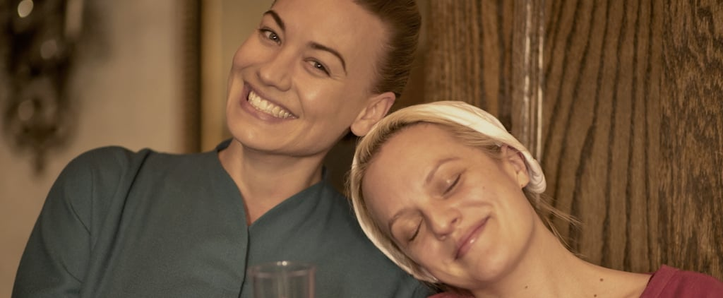 Exclusive Clip of Yvonne Strahovski From The Handmaid's Tale