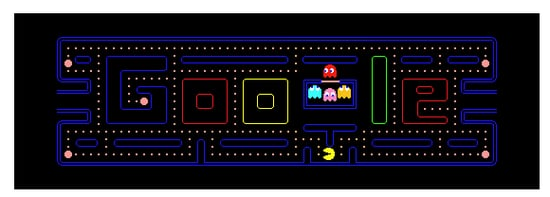 Google's Pac-Man Game Wasted 4.8 Million Hours