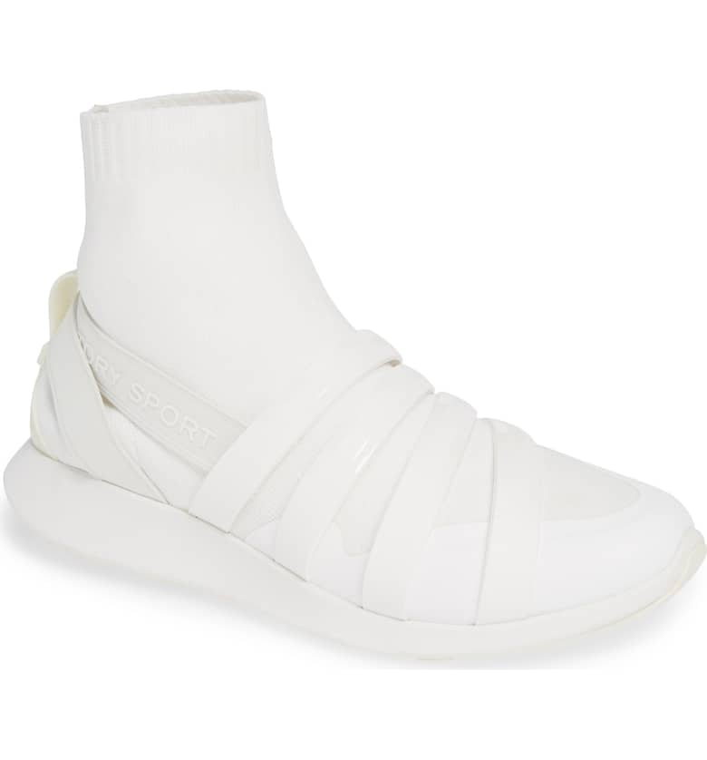 Tory Sport Performance Sock Sneaker