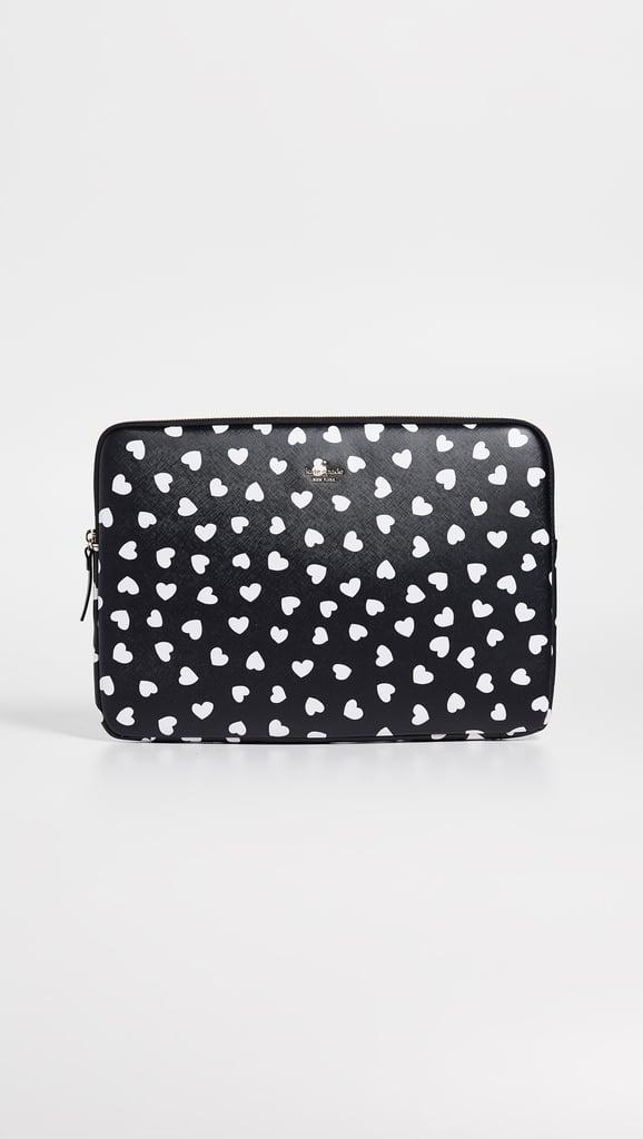 timeless design ad699 59a53 Kate Spade New York Heartbeat Universal Laptop Sleeve | Valentine's ...