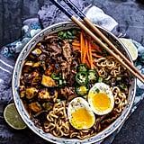 Slow-Cooker Pork Ramen Noodle Soup