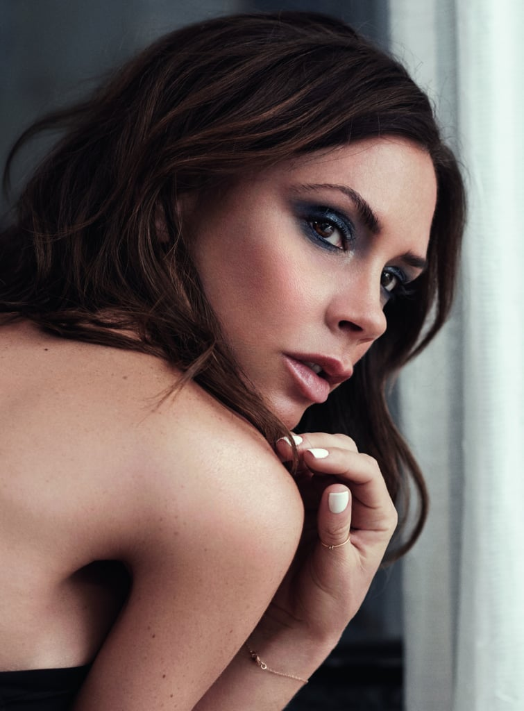 Victoria Beckham on That Posh Spice Bob and Her New Estée Lauder Makeup