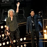 Pictured: Celebrities, Oscars, and Adam Lambert