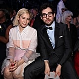 Pictured: Rachel and Jack Antonoff