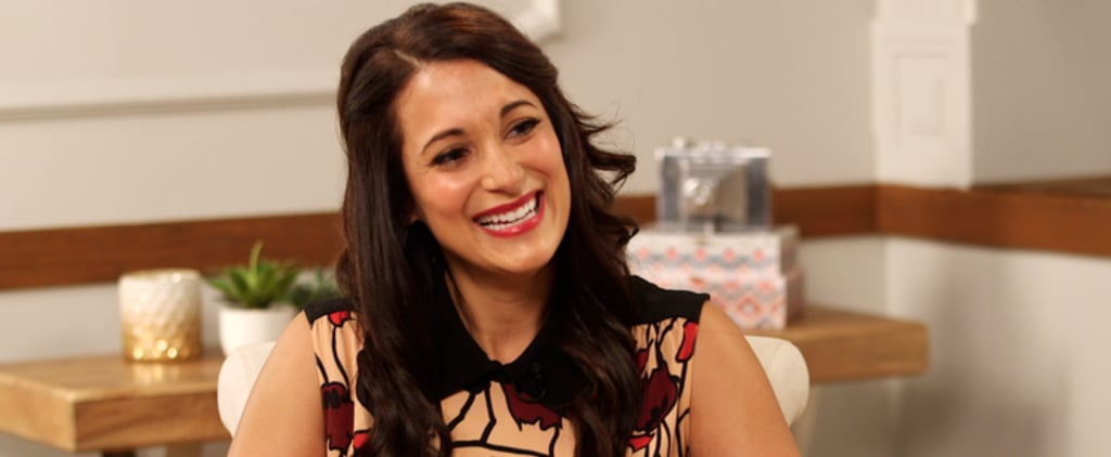 Enlisted Star Angelique Cabral Talks About Costars | Video
