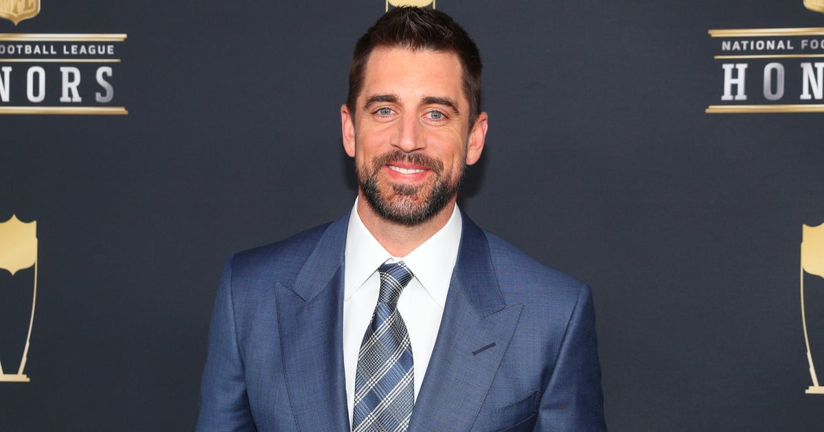 """Photo of Aaron Rodgers Is Thrilled About Guest Hosting Jeopardy!: """"[It's] Really Special For Me"""""""