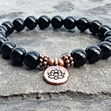 Black Tourmaline Anxiety Relief Bracelet