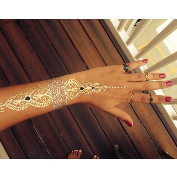 Almost Like Henna