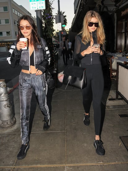 Celebrities Wearing Tracksuits | POPSUGAR Fashion