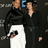 Alicia Keys and Sara Bareilles at the City of Hope's Spirit of Life 2019 Gala