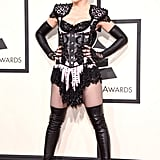 Madonna's Butt-Baring 2015 Grammys Look
