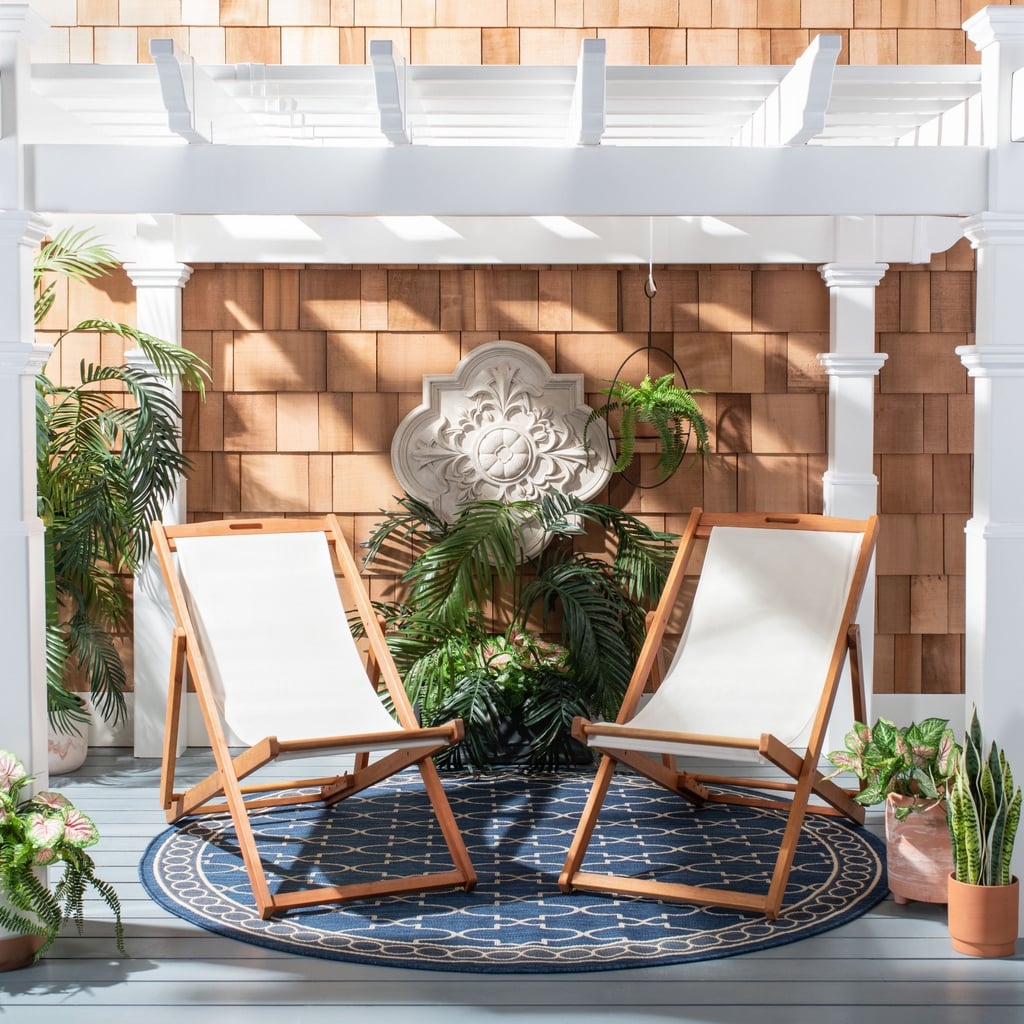 Safavieh Outdoor Living Loren Sling Chairs