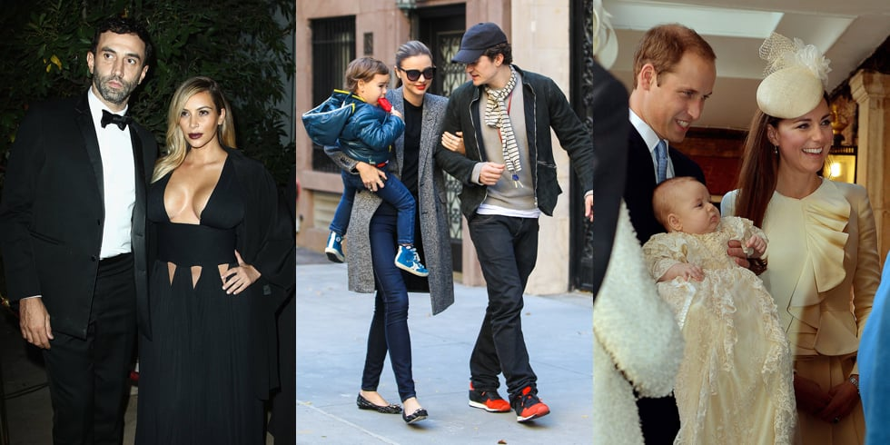 The 10 Must-See Celebrity Pictures From October