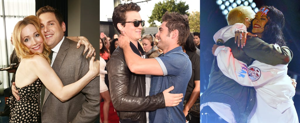 The MTV Movie Awards Were All About the Hugs