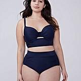 Lane Bryant Longline Swim Bikini