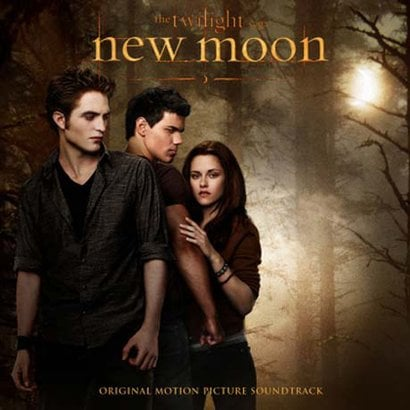New Moon Soundtrack Review