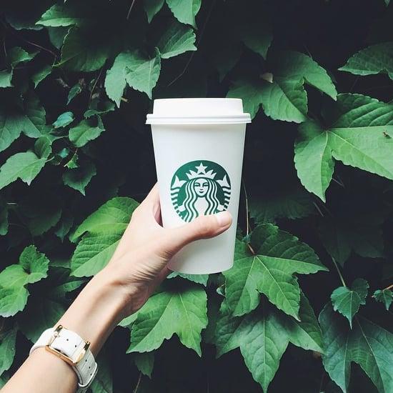 Starbucks Dark Barrel Latte
