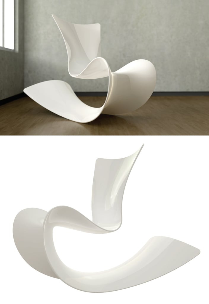 Patrick Messier: Mamma Rocking Chair ($6,000)