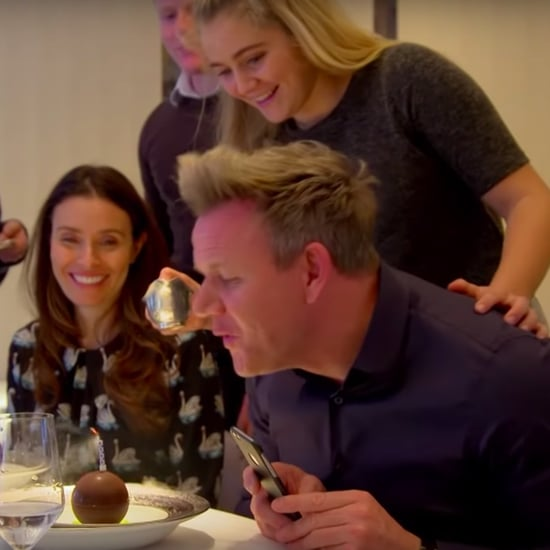 Gordon Ramsay's Kids Cook His Birthday Dinner Video 2018