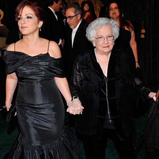Gloria Estefan's Mom Rapping