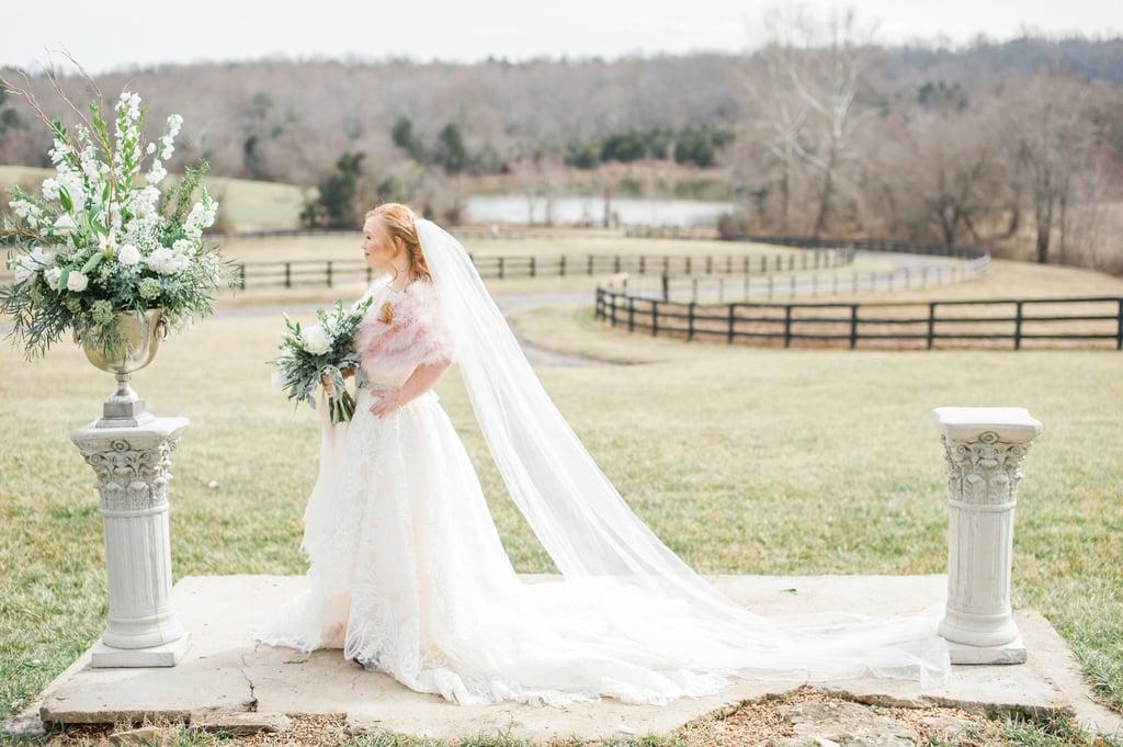 Madeline stuart 39 s wedding dress photo shoot popsugar for Wedding dresses charlottesville va