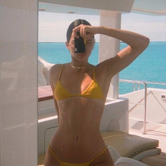 Kendall Jenner and Bella Hadid's Bikinis Bahamas 2017