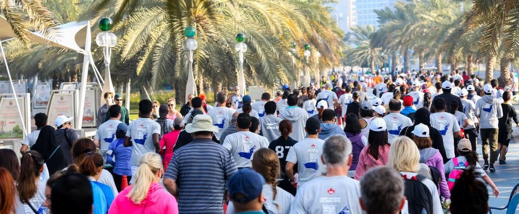 Terry Fox Run Abu Dhabi 2018