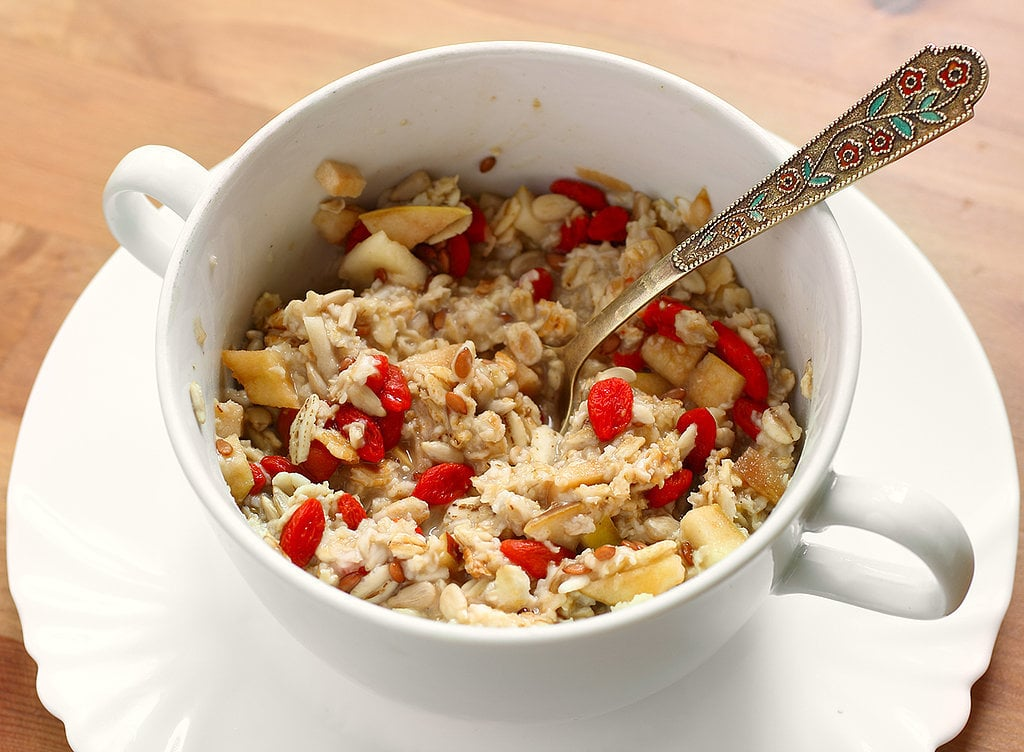 How to make a better bowl of oatmeal popsugar food share this link ccuart Image collections