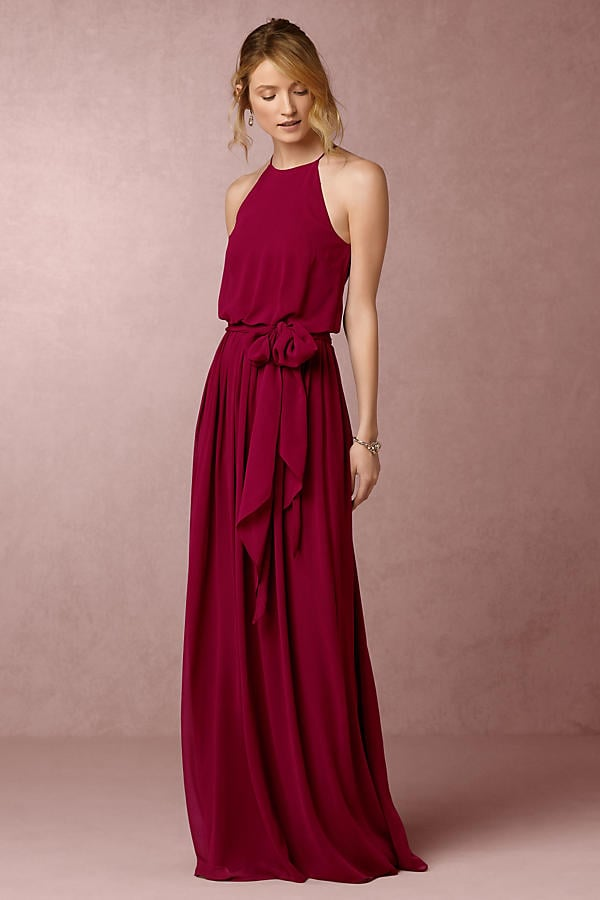 341d6be4b4 With its high neck and sweeping skirt, what's not to love about this ...