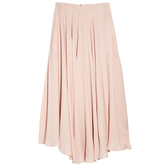 The Row Ellena Pleated Skirt, $1,250