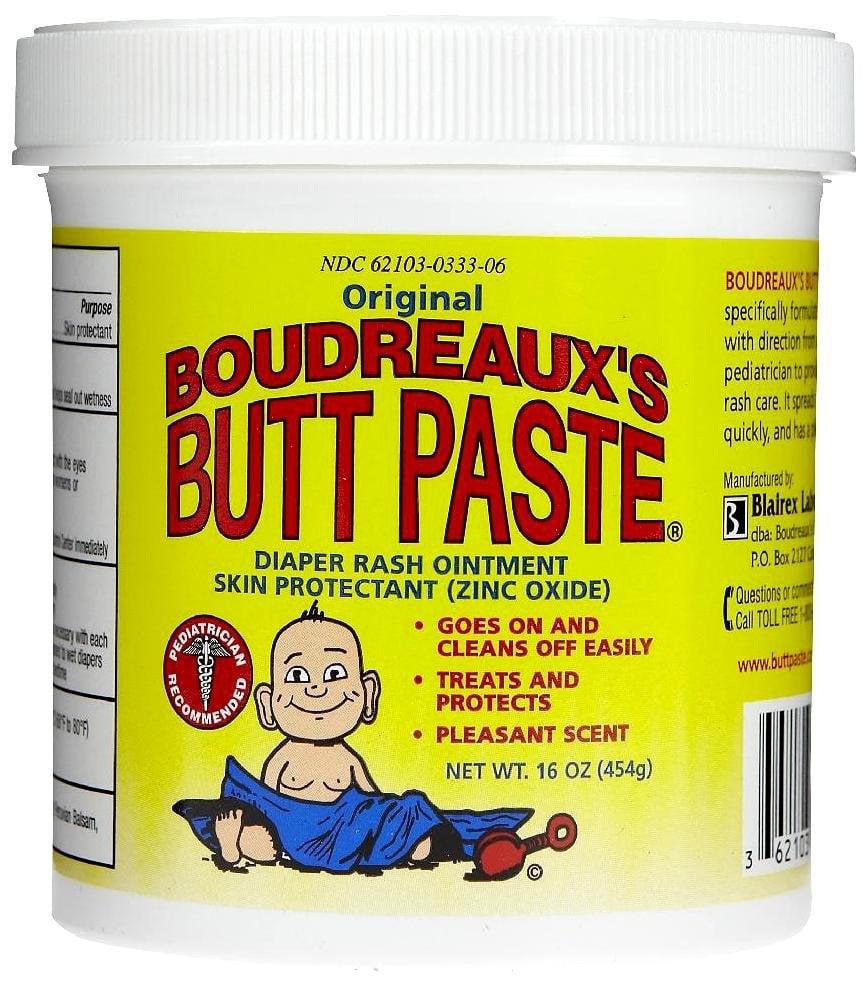 Boudreaux's Paste Diaper Rash Cream