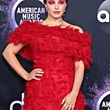 Katherine Langford's 2019 American Music Awards Beauty Look