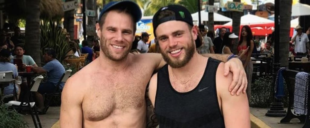 Photos of Gus Kenworthy and His Boyfriend