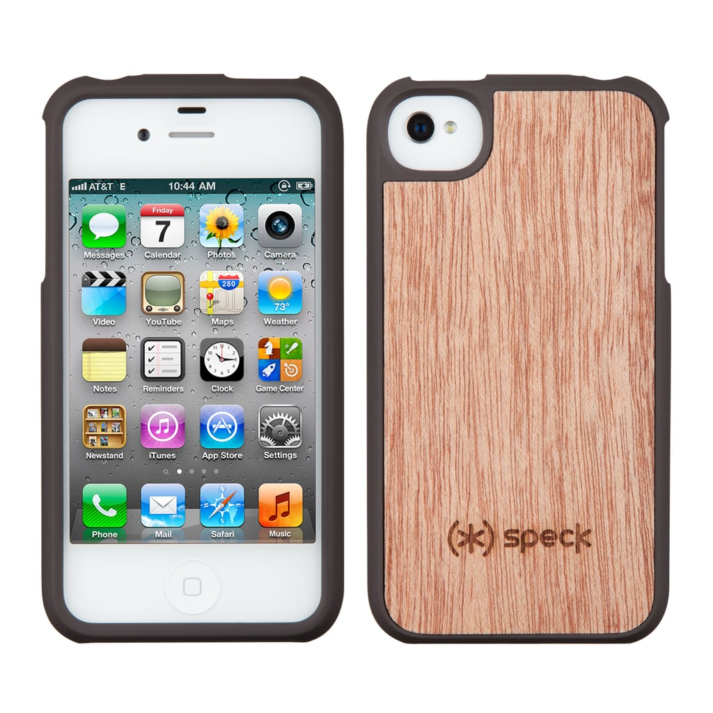 speck iphone 4s case wood iphone 4s from speck popsugar tech 16169