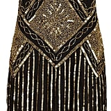 Gatsbylady London Petite Length '20s-Inspired Flapper Embellished Dress
