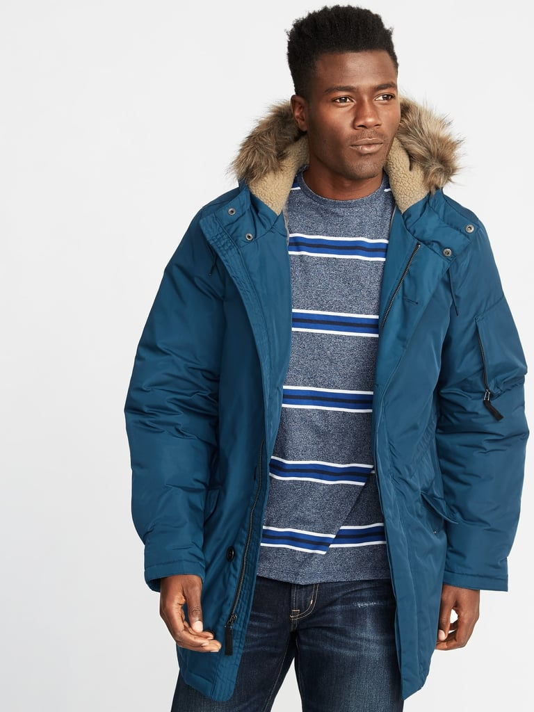 Winter Coats For the Entire Family — All From Old Navy