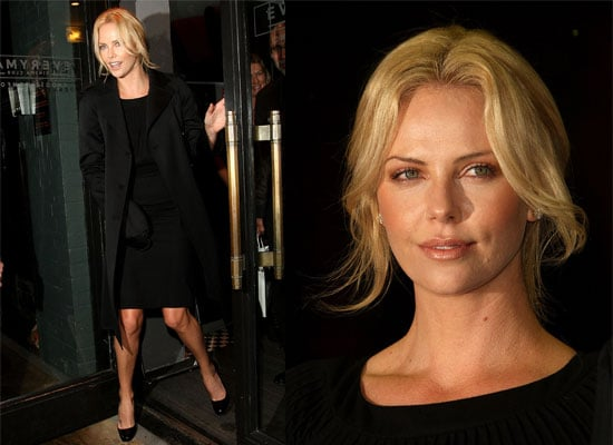 04/03/2009 Charlize Theron